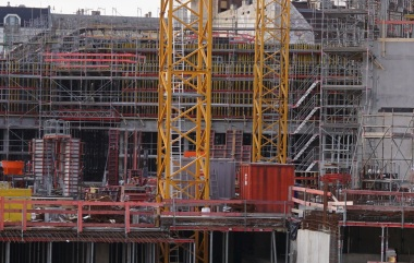 Tacheles Baustelle 2020